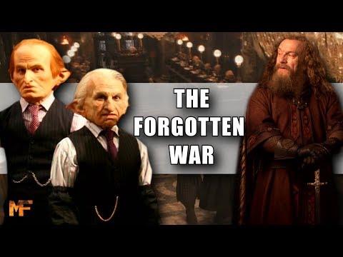 History of Goblins: The Goblin Rebellions (Harry Potter Explained)