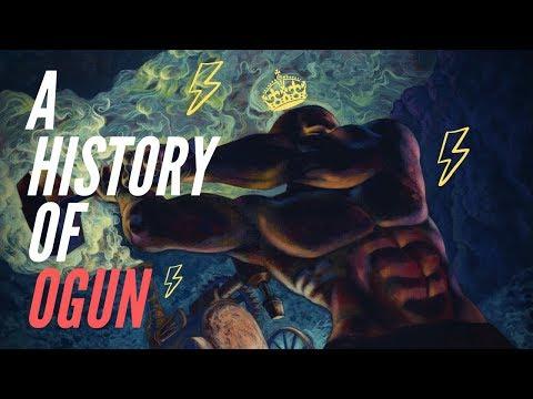 History Of The Yoruba God Ogun