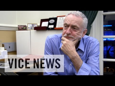 Jeremy Corbyn: The Outsider