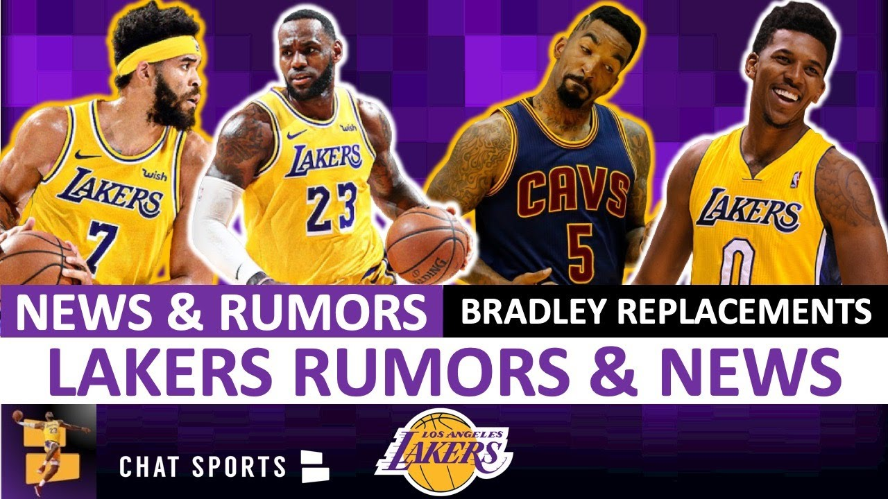 Lakers Rumors: Avery Bradley Replacements Ft. JR Smith & Nick Young + 2019-2020 NBA Schedule Release