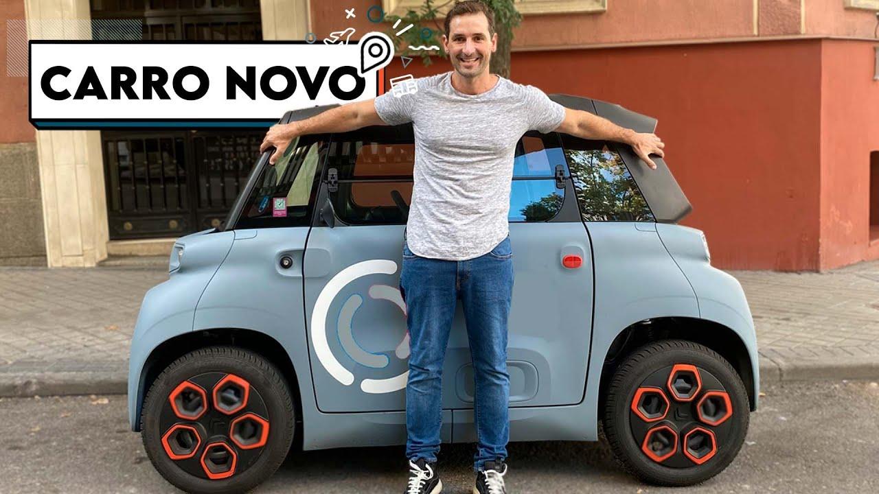 ESTAMOS DE CARRO NOVO | Micro carro por Madrid | Travel and Share