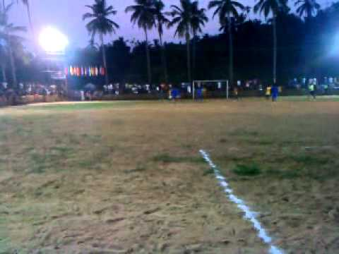 Foot ball fest @ kaloot kandam for gulf friends uploaded by ANSIK