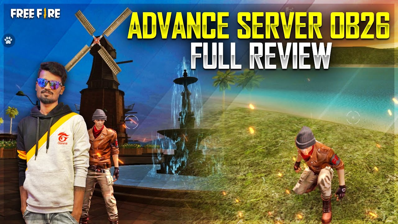 Download 🔥Free Fire New Advance Server OB26 Full Review In Tamil   New Gun   New Graphics   New Setting Tamil