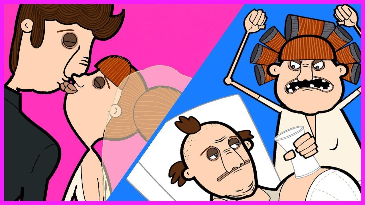Anniversario Di Matrimonio Umoristico.Il Matrimonio Cambia La Tua Vita Auguri Di Matrimonio