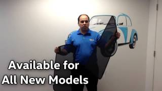 Crown Volkswagen of Lawrence, KS: New Pop In Sunshades