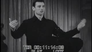 Yves Montand - Les grands boulevards - 1956