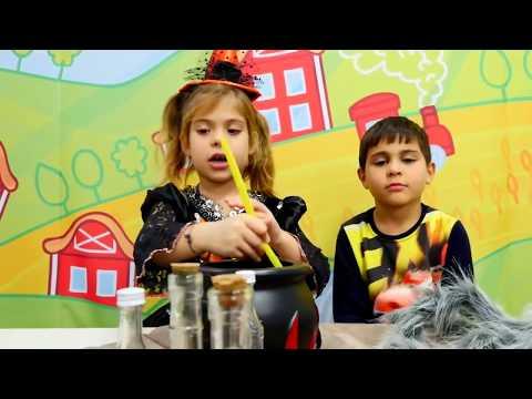 Видео для детей. Превращение в Ниндзя мультик НиндзяГо