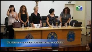 Dia Internacional da Não Violência contra a mulher 27/11/2017