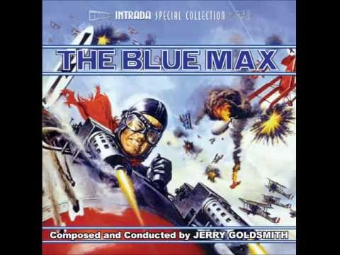 Jerry Goldsmith - The Blue Max (Main Title)