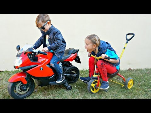 KID | Jason Wish a Motorcycle | Mommy Play with Kids | Fun Family Activities
