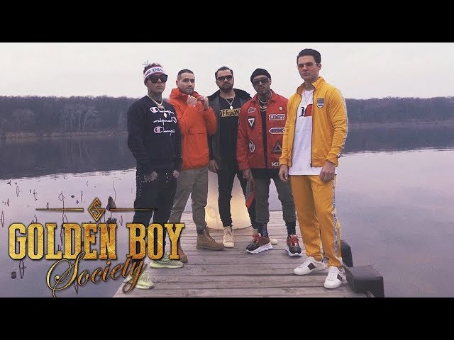 GOLDEN GANG - 10 din 10 (Lino Golden X Alex Velea X Mario Fresh X Rashid)