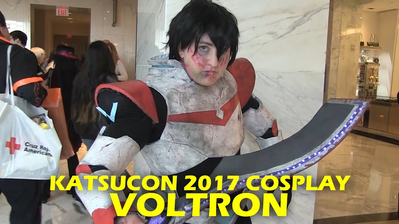 Voltron Cosplay At Katsucon 2017 Youtube