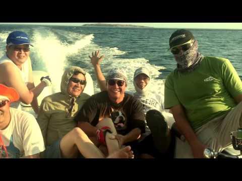 Fishing journal of Alor