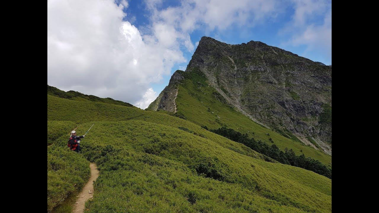 百岳-單攻-奇萊之一路靠北 奇萊北峰 - YouTube