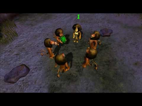 Madagascar Escape 2 Africa Walkthrough Part 5 (X360, PS3, PS2, Wii) 100% Level 5 - Rites of Passage