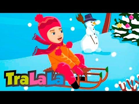Sania - Cântece de iarnă pentru copii | TraLaLa