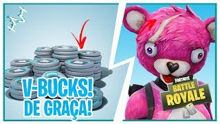 FORTNITE-THIS IS THE TIME FOR YOU TO HAVE SKIN! V-BUCKS FOR FREE OR SAVE THE WORLD!