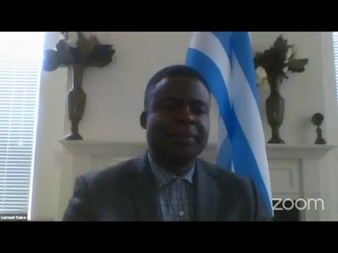 AP Dr Samuel Ikome on Day 4: Oh Lord Every Evil Decree Against the People of Ambazonia must..