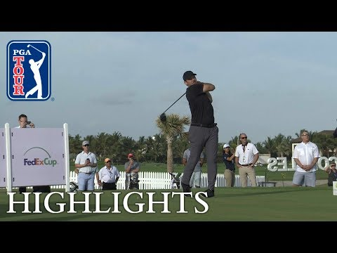 Tony Romo's highlights | Round 1 | Corales Puntacana