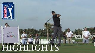 Tony Romo's highlights | Round 1 | Corales Puntacana