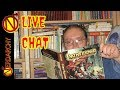 D&D Talk with the original Sage From Dragon Magazine- Nerdarchy Live Chat #211