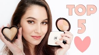 Top 5 Bronzers - Creams & Powders | Karima McKimmie