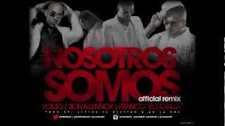 Yomo - Nosotros Somos Remix (Preview) feat Zion & Lennox, Franco El Gorilla