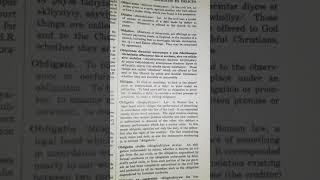Legal definition of Obligation for child support