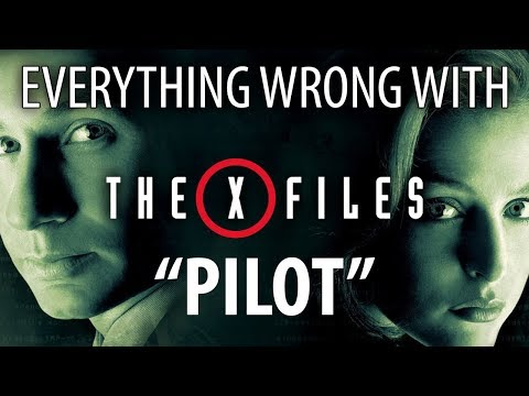 Everything Wrong with The X-Files