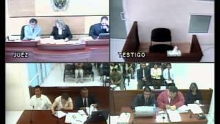 Audiencia completa de debate de Juicio Oral Caso Rubi Chihuahua 2 de 12