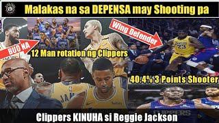 Gambar cover Siya na kaya ang WING DEFENDER na Hinahanap ng Lakers? Sino siya?