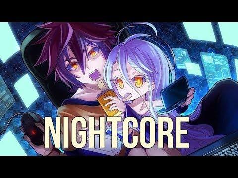 Nightcore- Video Games( Vr.Dylan Diamond) (Lyrics)
