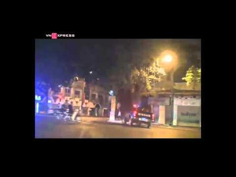 Đua xe tại Hà Nội bị CS 113 tóm - 21 chú đi bóc lịch