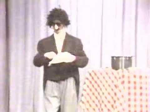 Bill Irwin The Clown Bagatelles