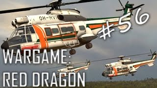 Airborne Attack! Wargame: Red Dragon Gameplay #56 (Back to Inchon, 4v4)