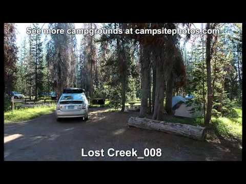 Lost Creek Campround, Crater Lake National Park, Oregon Campsite Photos