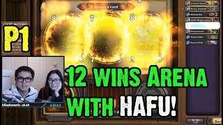 Amaz 12 wins Arenas with HAFU - Part 1