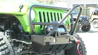 Easter Jeep Safari  2010 Videos