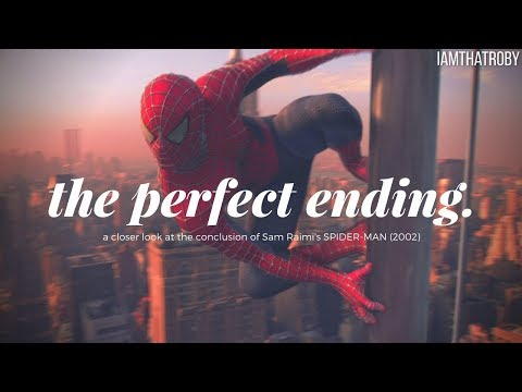 Sam Raimi's SPIDER-MAN (2002): The Perfect Ending - A Video Essay