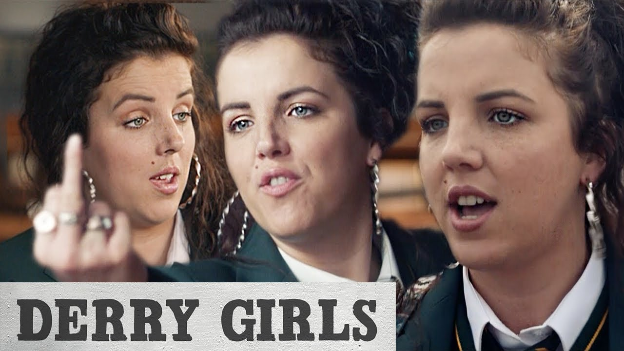 Download Derry Girls | The Very Best Of Michelle