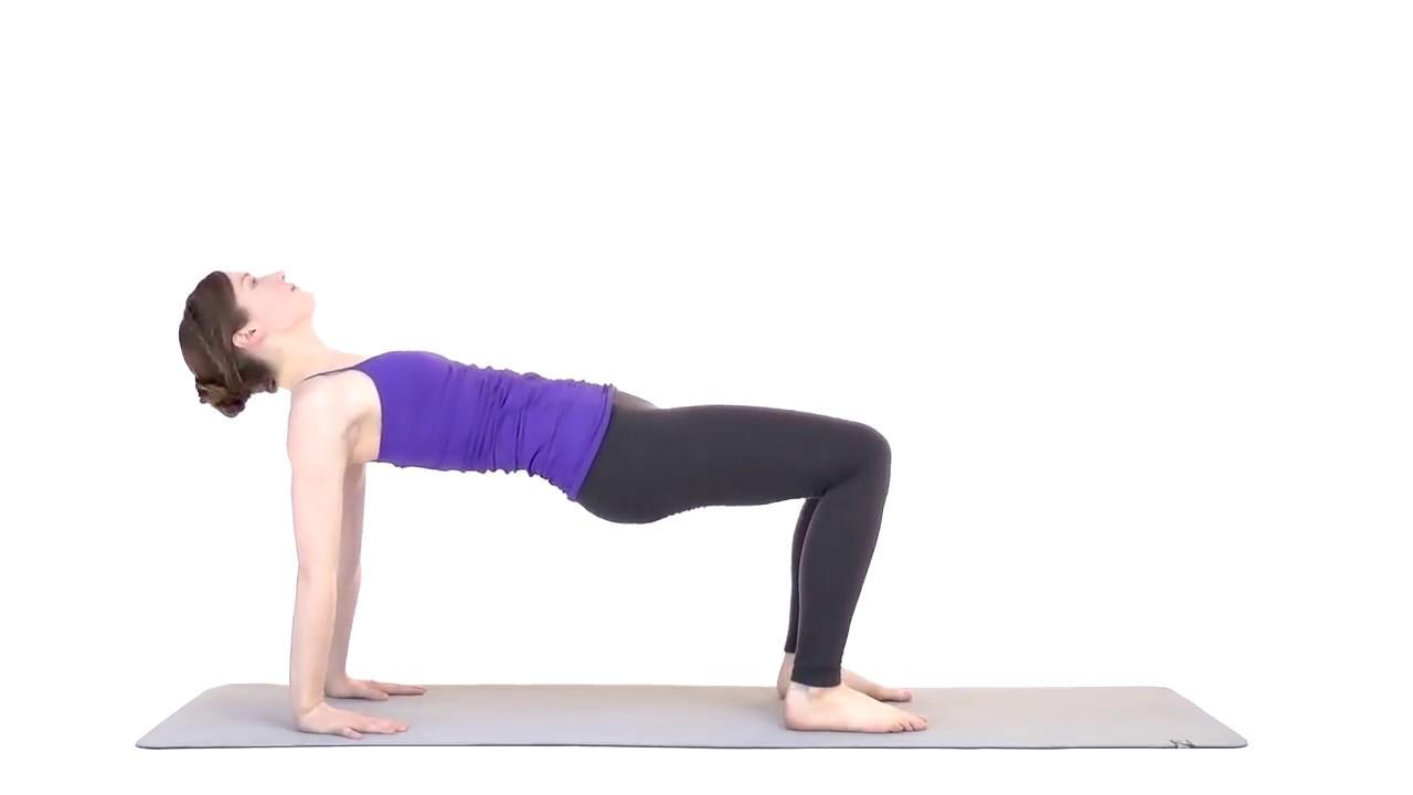 free beginner strength practice from yoga studio app youtube. Black Bedroom Furniture Sets. Home Design Ideas