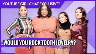 WEB EXCLUSIVE: Would You Rock Tooth Jewelry?
