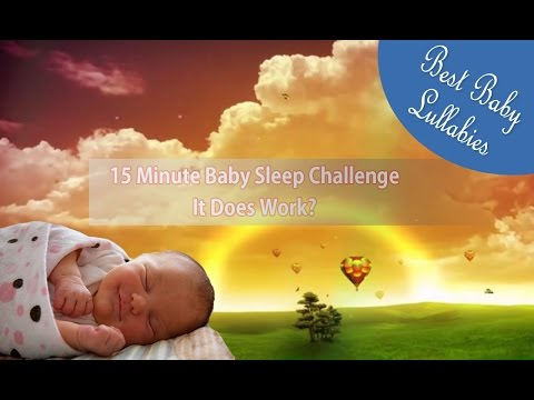 15 MINUTE BABY SLEEP CHALLENGE VINTAGE MUSIC BOX BABY LULLABY SOUND -SONGS TO PUY BABY TO SLEEP FAST