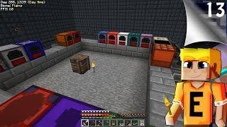 Stone Block Modpack - Episode 13 - Rainbow Generator P1