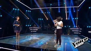 ישראל 4 The Voice: אווה VS צליל