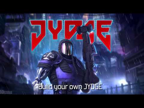 JYDGE Reveal Trailer: Build Your Own JYDGE
