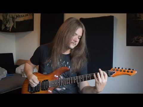 Sodom - Agent Orange (Guitar Cover)