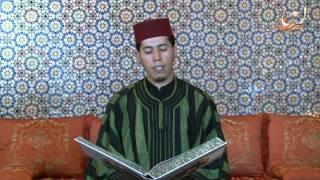 سورة الأعراف برواية ورش عن نافع القارئ الشيخ عبد الكريم الدغوش