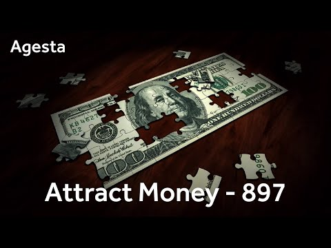 Sacred Codes by Agesta - Attract Money - 897
