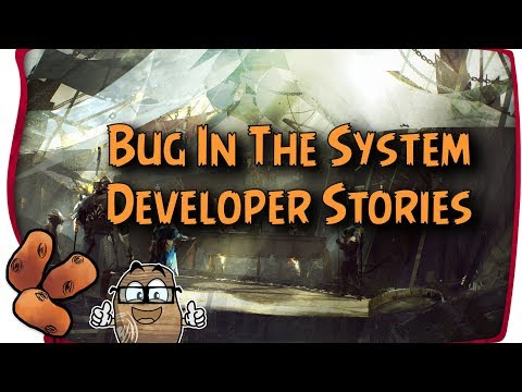 Guild Wars 2 - A Bug In The System Developer AMA | Behind The Scenes & Dev Stories thumbnail